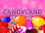 CandyLand Slot Logo