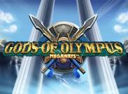 Gods Of Olympus Slot Logo