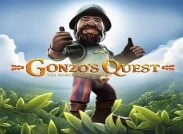 Gonzos Quest Slot Banner