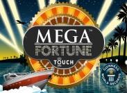 Mega Fortune Slot Logo