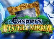 Casper's Mystery Mirror Slot Logo