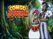 Congo Bongo Slot Logo