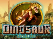 Dinosaur Adventure Slot Logo