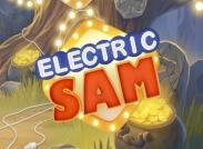 Electric Sam Slot Logo