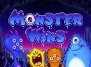 Monster Wins Slot Logo