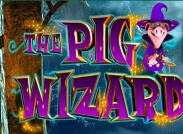The Pig Wizard Slot Logo