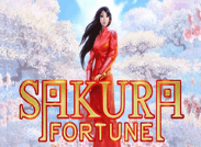 Sakura Fortune Slot Logo