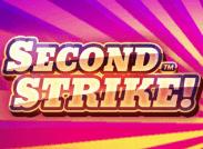 Second Strike Slot Logo