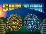 Sun & Moon Slot Logo