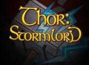 Thor Storm Lord Slot Logo