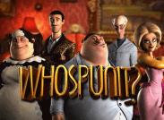 Who Spun It Slot Logo