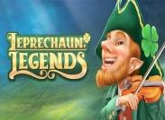 Leprechaun Legend Slot Logo