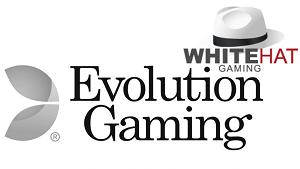 Evolution Gaming yhteistyöhön White Hat Gamingin kanssa