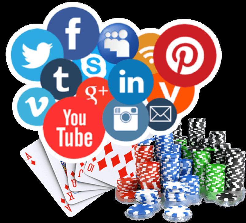 Sosiaalinen media kasinoiden markkinointikäytössä