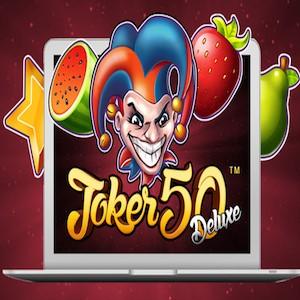 Joker 50 Deluxe -kasinopeli