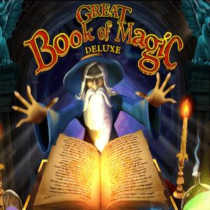 Great Book of Magic Deluxe -kolikkopeli