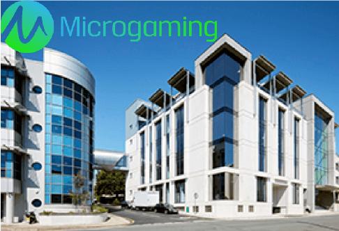Microgaming saa uuden päämajan