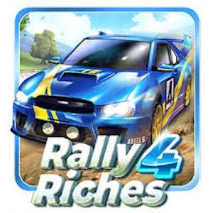Rally 4 Riches  kolikkopeli