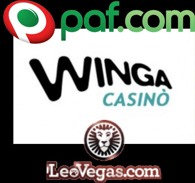 Paf sells Winga to Leo Vegas