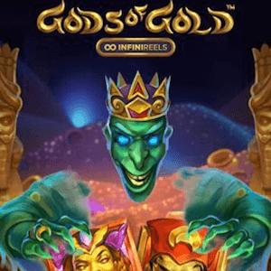 Gods of Gold: InfiniReels -kolikkopeli
