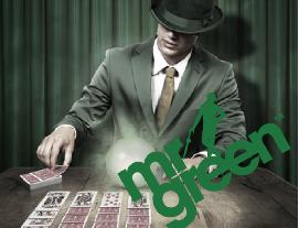 Mr Green -kasino jatkaa kasvuaan