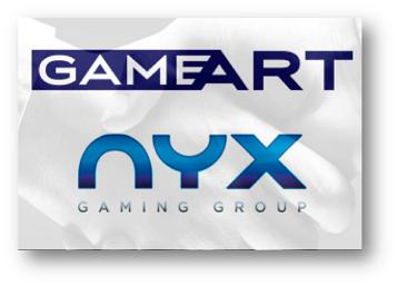 GameArt-tuottajan pelitarjonta on tulossa NYX:n OGS-alustalle