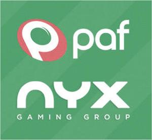Paf ja NYX yhdistävät voimansa