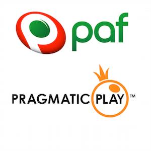 Pragmatic Play ja Paf solmivat yhteistyösopimuksen