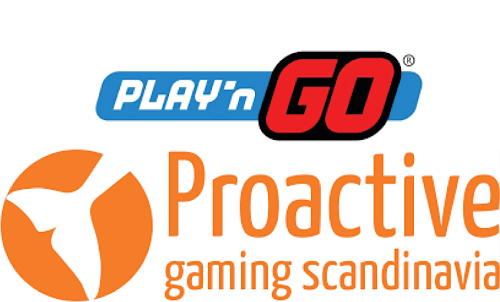 Play'n GO osti Proactive Gaming Scandinavian