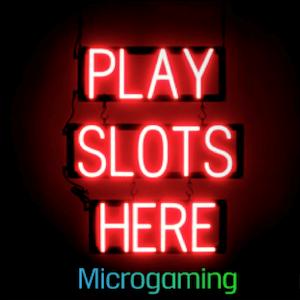2 uutta kolikkopeliä Microgamingilta