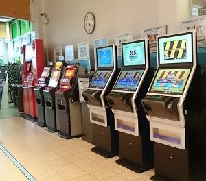 THL ehdottaa rahapeliautomaattien poistamista ruokakaupoista